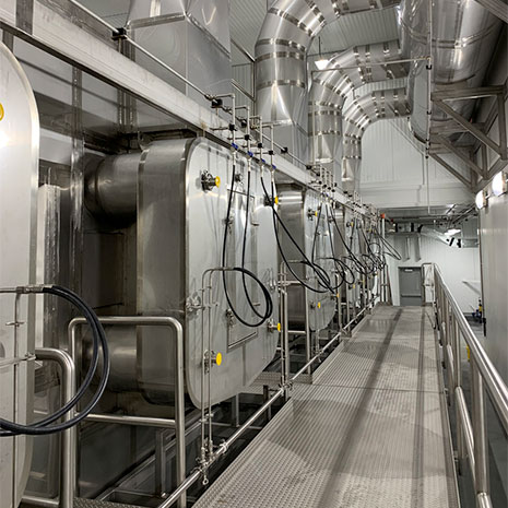 CCC Completes Spray Dryer Addition